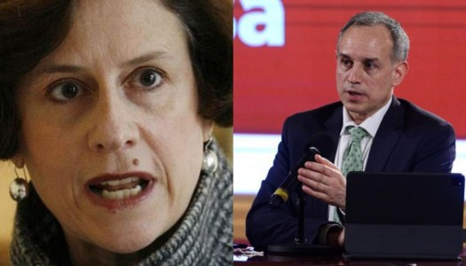 "Dresser hizo el oso al ""corregir"" equivocadamente tuit de López-Gatell"