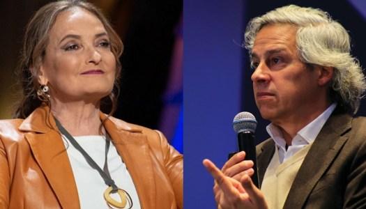 """Patricia Armendariz exhibe a Claudio X. González: """"no pasaste la primaria"""", le dice"""