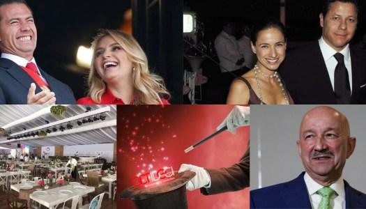 Angélica Rivera y la hija de Salinas, hicieron una fortuna con Peña Nieto