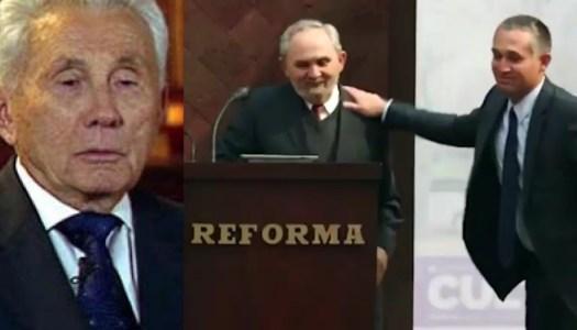 Reforma desdeña muerte de Rodolfo Junco, padre de sus fundadores
