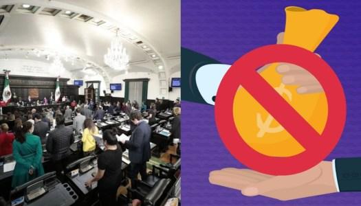 Senado aprueba extinción de los 109 fideicomisos corruptos del PRIAN
