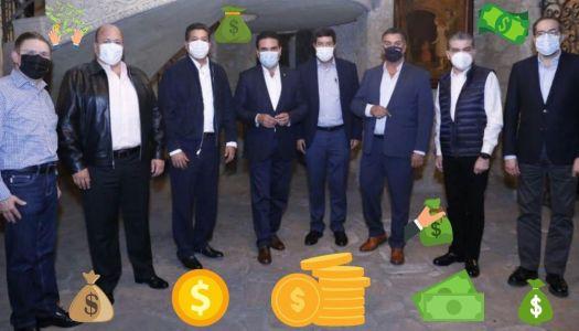 Los gobernadores ladrones: sí a la corrupción, no a la austeridad