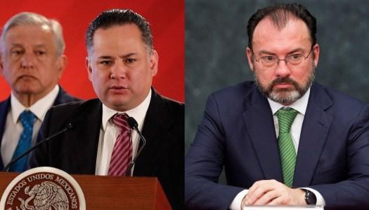 UIF de Santiago Nieto va con todo contra Luis Videgaray