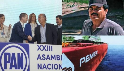 Panistas le ofrecieron barcos de Pemex al 'Mayo' Zambada para que traficara droga