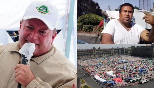 FRENAAA se fractura; desconocen a Gilberto Lozano como su líder