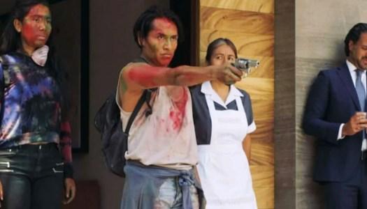 Nuevo Orden, la película clasista que pinta a los pobres como salvajes