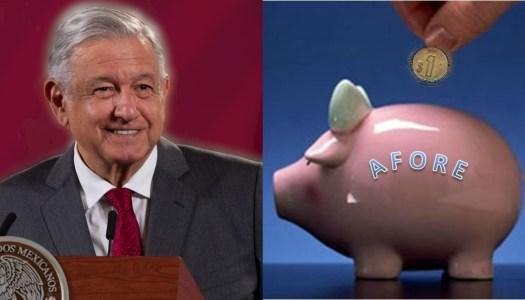 Estos son los beneficios de la nueva reforma de pensiones de AMLO