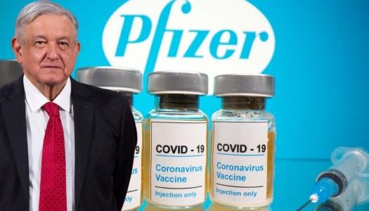 Con AMLO, México tendrá en enero un millón 420 mil vacunas vs covid-19