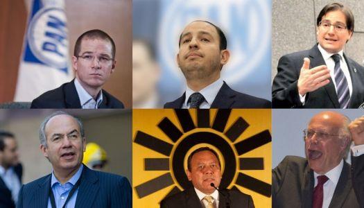 Oposición busca resucitar cadáveres políticos para frenar a Morena