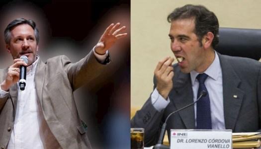 Ackerman desenmascara a Lorenzo Córdova y evidencia su golpismo a AMLO