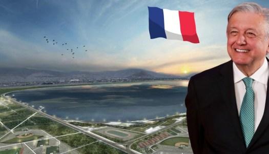 Franceses elogian a AMLO por convertir al NAIM en el parque ecológico más grande del mundo