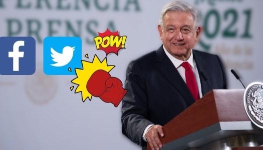 AMLO luchará en el G20 contra la censura en redes sociales
