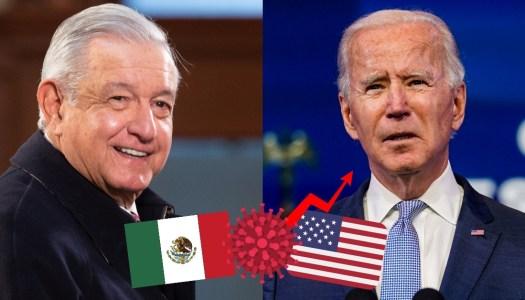 Biden reconoce que AMLO combate la pandemia mejor que EU