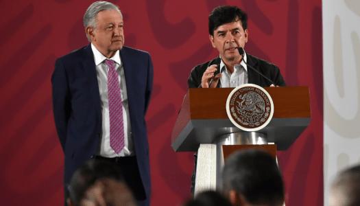 Jesús Ramírez, vocero de la Presidencia, da positivo a Covid-19