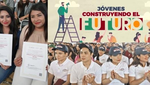 Beca de Jóvenes construyendo el futuro aumenta; conoce cómo inscribirte