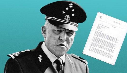 Gobierno de AMLO publica expediente de Cienfuegos; aquí lo puedes ver