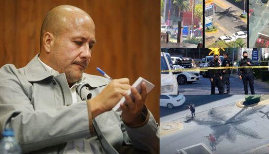 El Jalisco de Enrique Alfaro fuera de control: 45 homicidios en 4 días