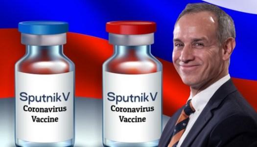 López-Gatell anuncia que Cofepris autorizó la vacuna Sputnik V