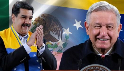 Arde oposición: Venezuela ofrece a AMLO surtir de gas a México