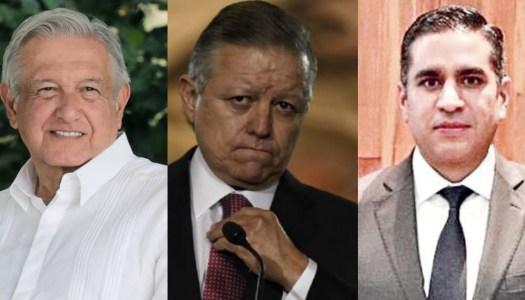 Juez frena Ley Eléctrica de AMLO, solapado por el ministro Zaldívar