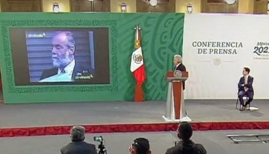 21 años después, AMLO vuelve a humillar a Fernandez de Cevallos