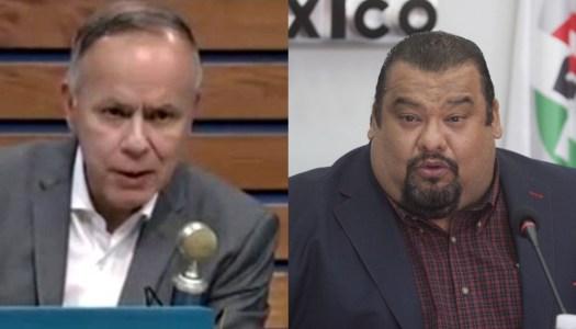 Ciro sigue defendiendo al proxeneta del PRI, Cuauhtémoc Gutiérrez