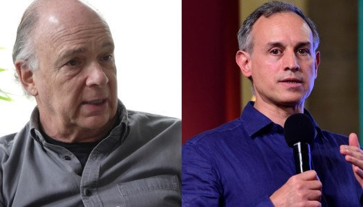 Krauze compara a López-Gatell con torturador de la novela de Orwell