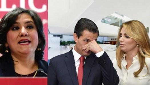 Procesan a tres por robar expediente de la Casa Blanca de Peña Nieto
