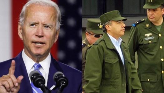Gobierno de Biden admite que Guerra de Calderón fracasó