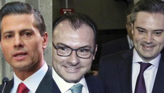 Aurelio Nuño habría dado información de Videgaray a la UIF, sospecha EPN