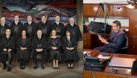 Y ahora resulta que los jueces corruptos son intocables
