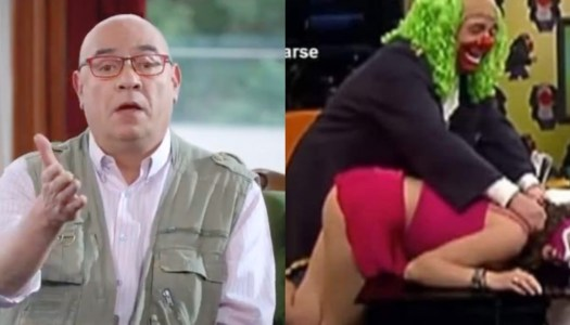 """Víctor Trujillo defiende misoginia de """"Brozo"""" y acusa a AMLO de censura"""