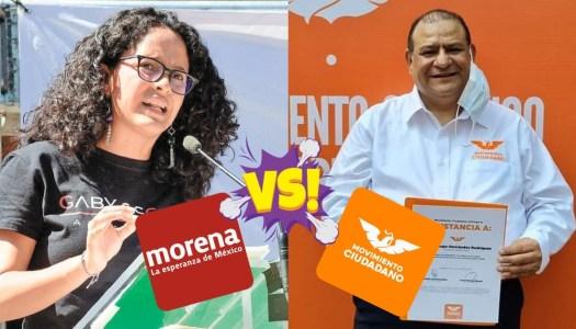 Tlalpan, una elección entre Morena y Movimiento Ciudadano
