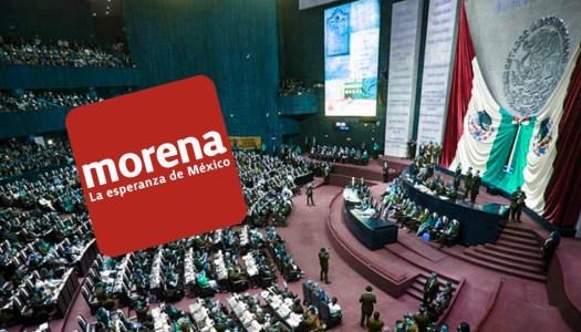 Morena se llevaría el Congreso; tiene 40% de intención del voto