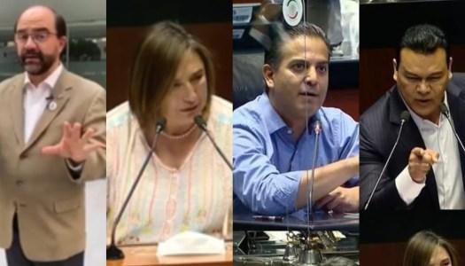 Oposición no leyó lo que votó y acusó 'Golpe de Estado' de Morena