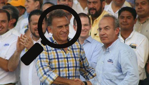 Van contra Miguel Ángel Yunes por enriquecimiento ilícito