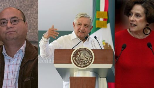 """El nuevo engaño: AMLO """"está destruyendo"""" la democracia mexicana"""