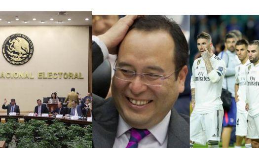 """Ciro Murayama, la democracia mexicana y el """"deportivismo"""" del Real Madrid"""