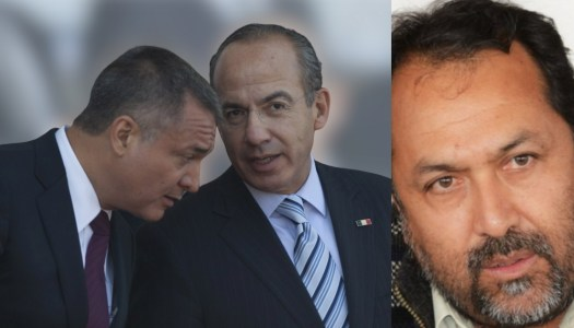 Calderón recibió 20 millones de dólares del Cártel de Sinaloa: Jesús Lemus