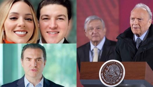 FGR investiga a Samuel García y De la Garza con el respaldo de AMLO