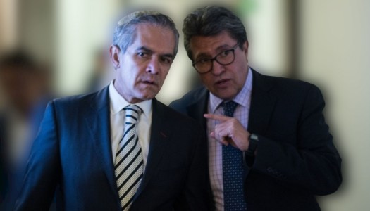 Legisladores de la 4T quieren desaforar a Mancera; Monreal lo protege