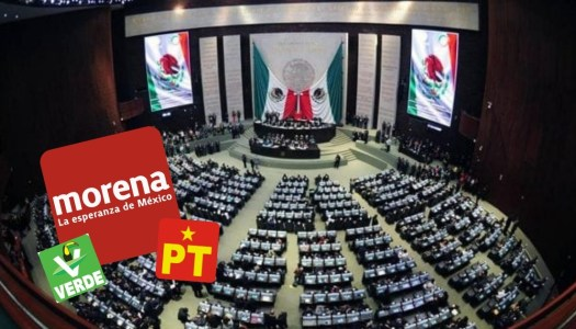 4T cada vez más cerca de conseguir la mayoría calificada en la Cámara