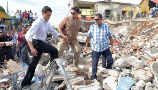 Con EPN desaparecieron 71% de los recursos para apoyar a damnificados de sismos