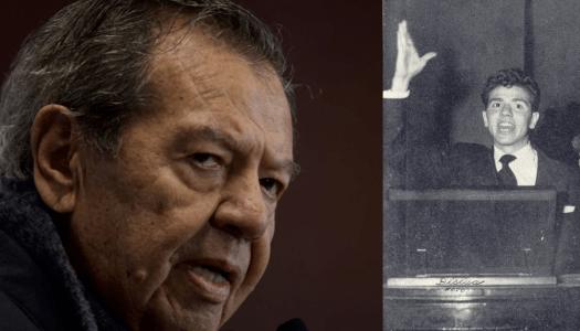 El ocaso de Porfirio Muñoz Ledo