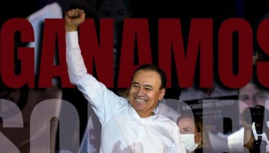 Durazo será el Gobernador de Sonora; Morena, arrasa en el noreste