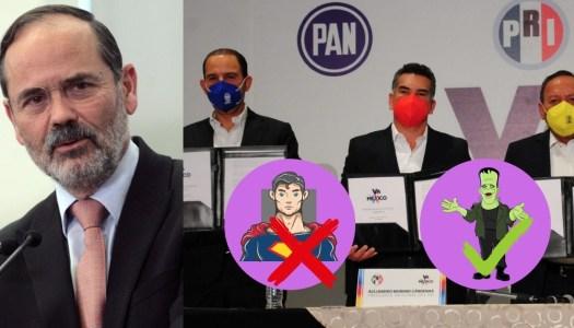 """Madero: alianza del PRIANRD no es """"Superman"""", es un """"Frankenstein"""""""
