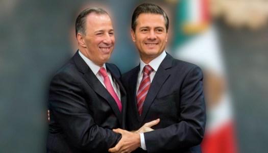José Antonio Meade y sus corruptelas en el sexenio de Peña Nieto