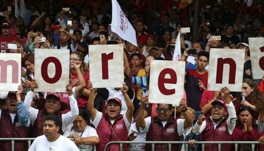 Morena gobernará en 17 entidades a casi 58.5 millones de mexicanos