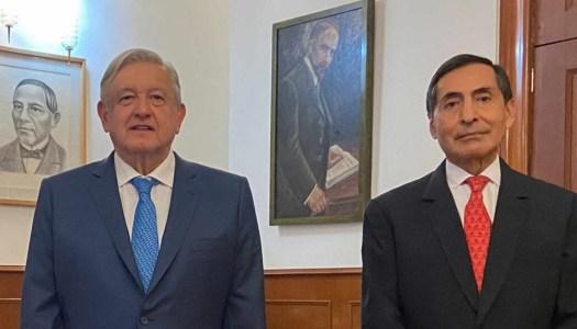 Él es Rogelio Ramírez de la O, el nuevo secretario de Hacienda de AMLO