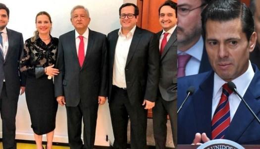Peña Nieto espió a AMLO y su familia hasta el final de su sexenio